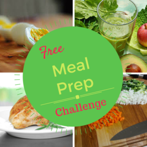 Free Meal Prep Challenge