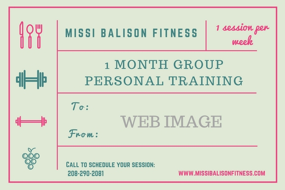 Sandpoint Personal Training