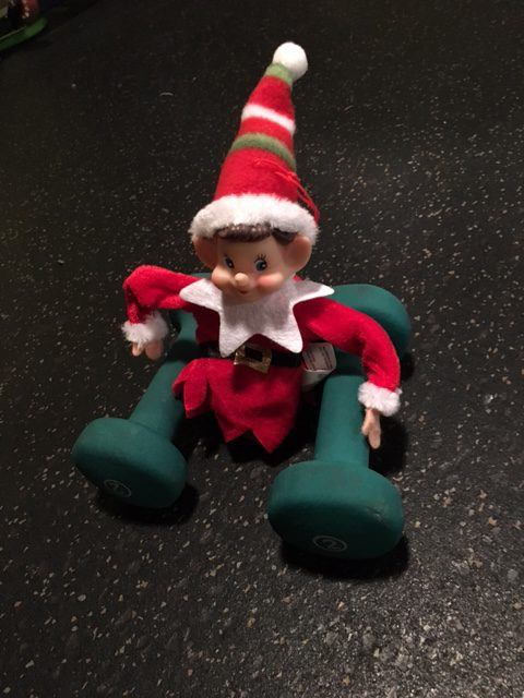 Holiday Fitness Find Time With These 10 Tips Elf On The Shelf