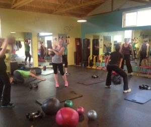 fitness classes sandpoint