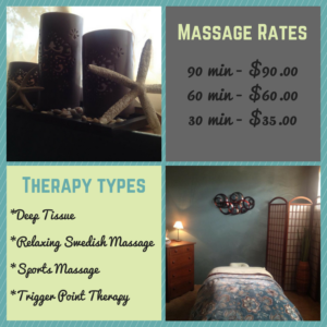Sandpoint massage