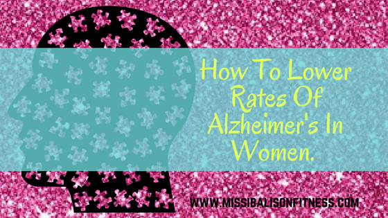 Alzheimer's in women