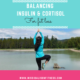 balancing insulin and cortisol